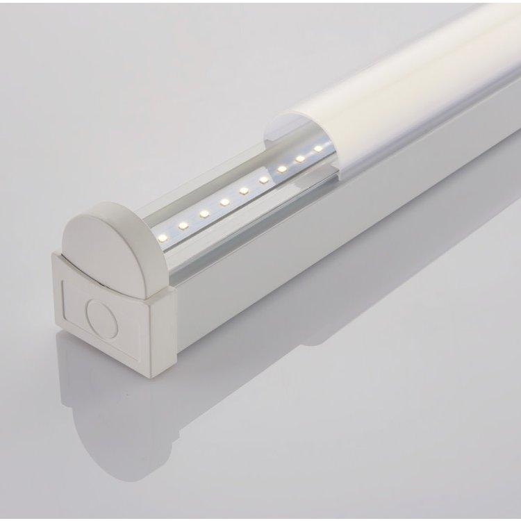 Saxby Rular 4ft High Lumen EM 44.5W CW Flush