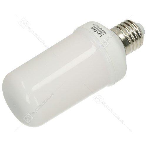 International Lamps Flame Effect LED lamp 240v 5w E27 LyvEco 3683