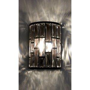 Endon Belle 1LT Wall 40W - Dark Bronze