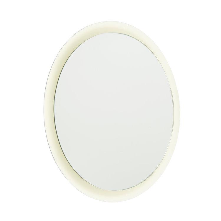 Flecto 1 Light Wall Mirror