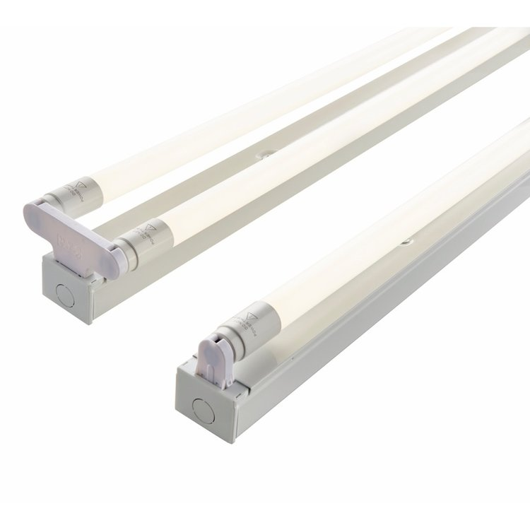Saxby Oxxo Batten 5Ft Twin Ip20-LED Tube Req