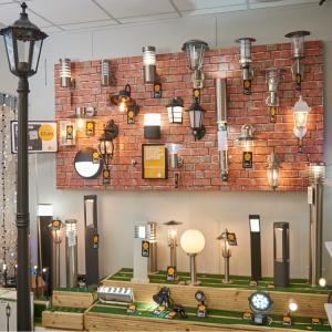 Poole Lighting The Factory Shop homewares