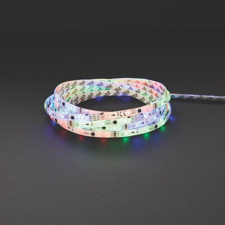 Ener-J Ener-J Smart WiFi LED Light Strip Kit 5m RGB