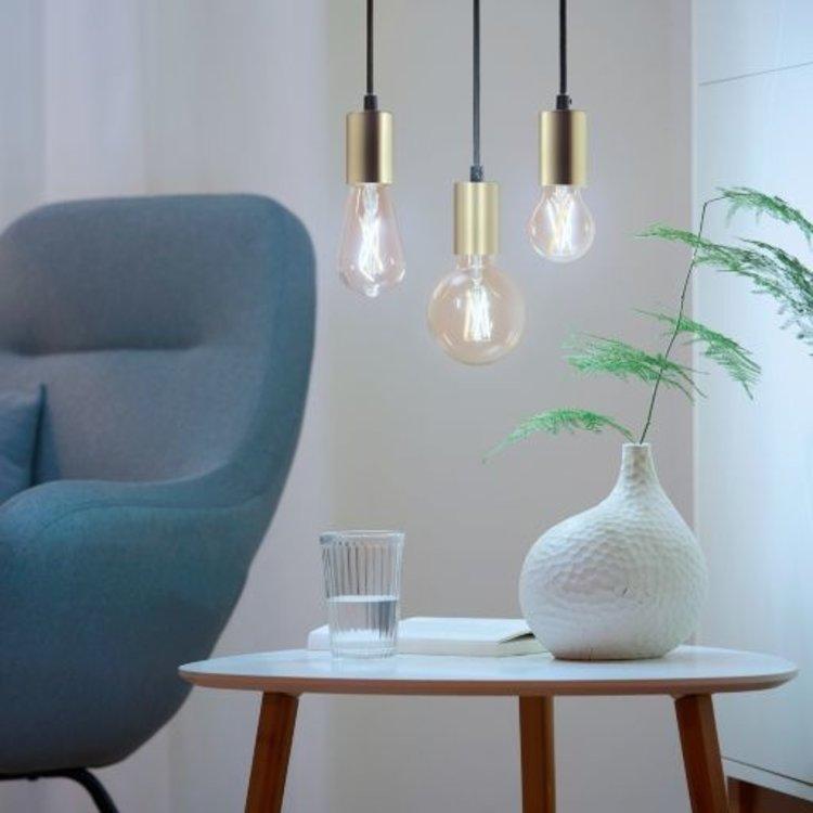 WIZ ST64 Filament Bulb Amber E27