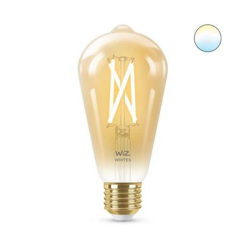 WIZ Smart CCT ST64 Filament Bulb Amber E27