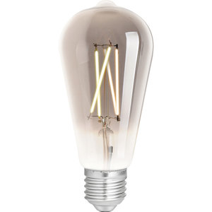 WIZ Smart CCT ST64 Filament Bulb Smoky E27