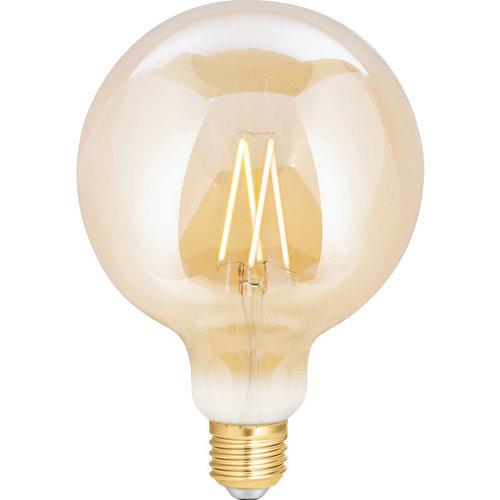 WIZ Smart CCT G125 Filament Bulb Amber E27