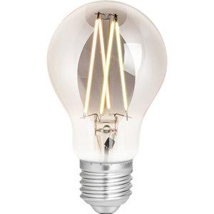WIZ Smart CCT A60 Filament Bulb Smoky E27