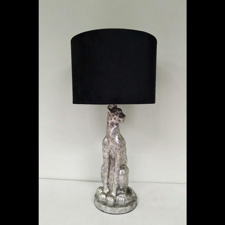 Lenny Leopard Table Lamp