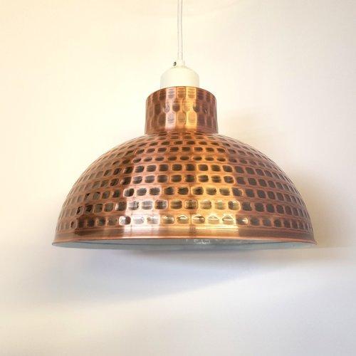 Alessandra Pendant Copper