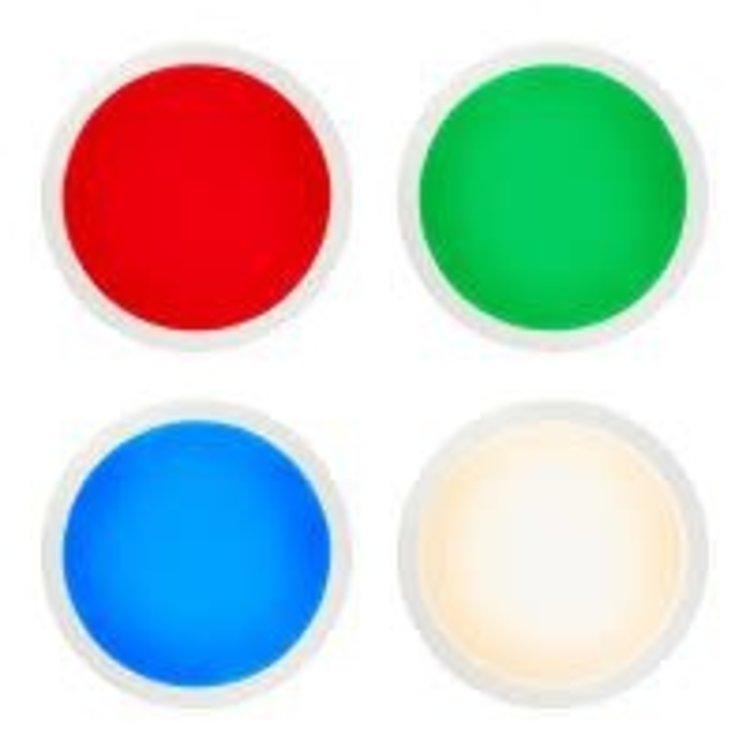 Brilliant Abie LED 40W DE CCT+DIM+RGB+RC dm 600mm