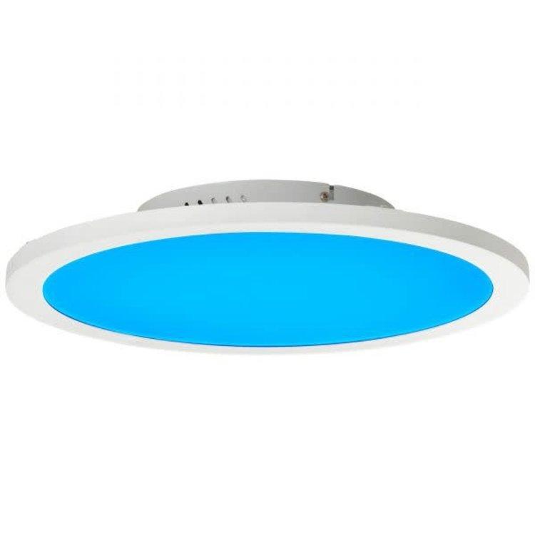 Brilliant Abie LED 24W DE CCT+DIM+RGB+RC dm 400mm