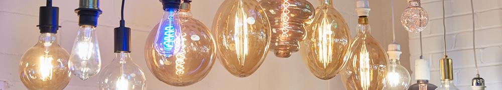 Light bulbs Poole Lighting The Factory Shop