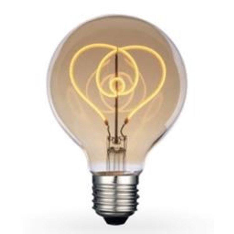 Poole Lighting Heart Filament 1lt Accessory