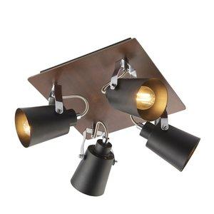Poole Lighting Lomu 4 Light