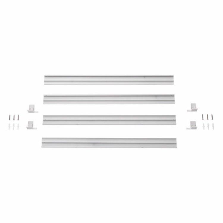 Saxby Sirio Surface Mount Kit Accessory - Gloss White