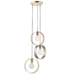 Endon Hoop 3 Light Pendant