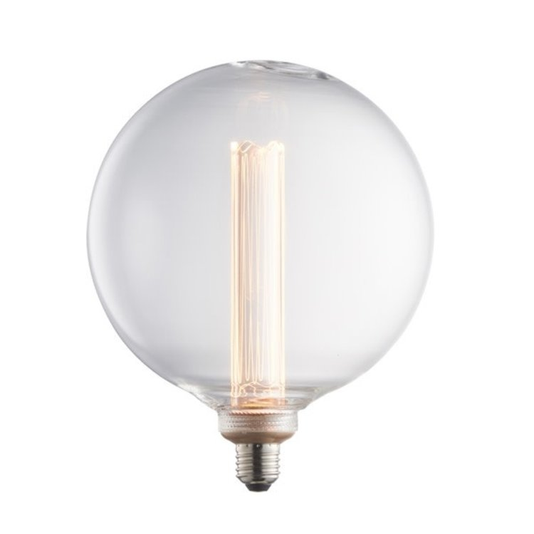 Endon XL Globe E27 LED 200mm dia