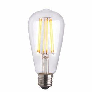 Endon E27 LED filament ST64 2700K DIMMABLE