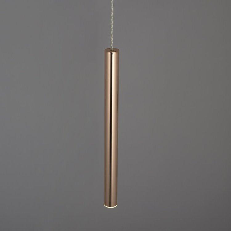 Endon Mateo pendant - copper
