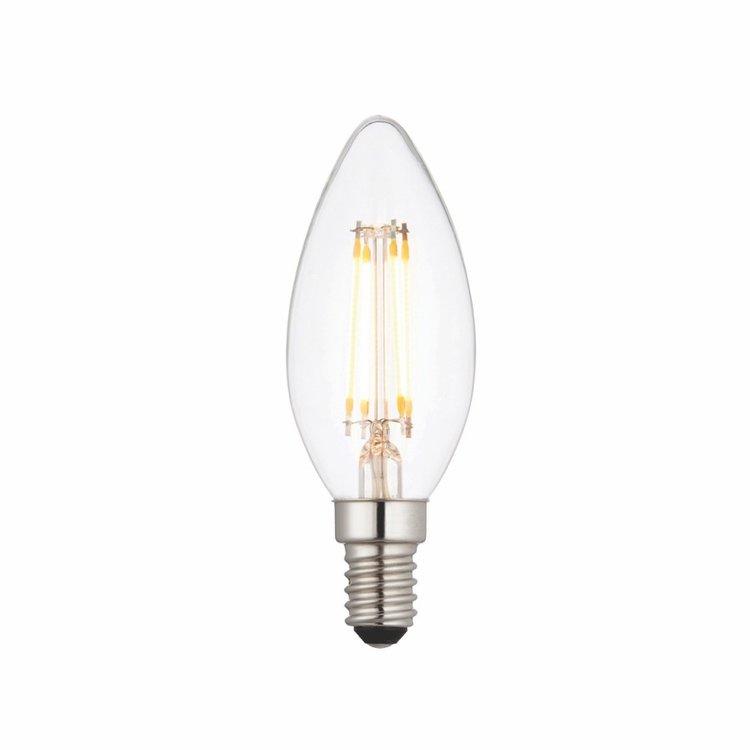 Saxby E14 LED Filament Candle 1lt Accessory (05)