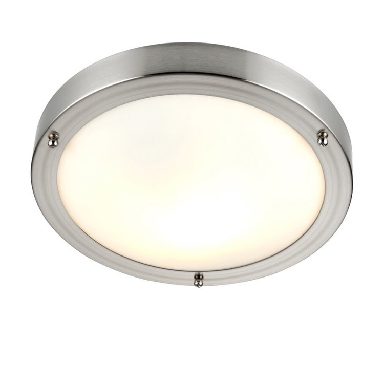 Poole Lighting Pluto Flush Light IP44