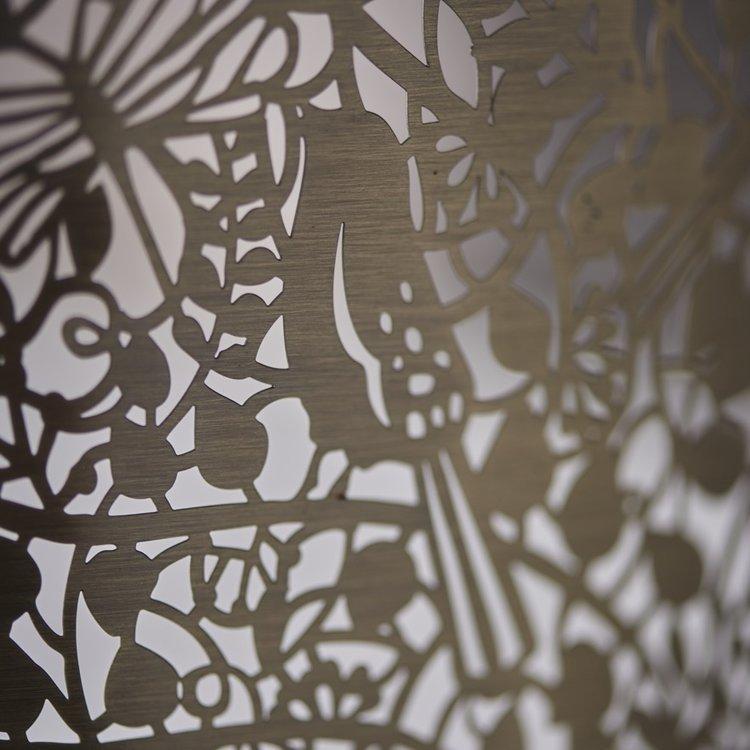 Endon Secret garden 300mm pendant shade