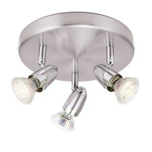 Bullet LED Spotlight 3 Plate