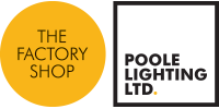 The Factory Shop - Poole Lighting