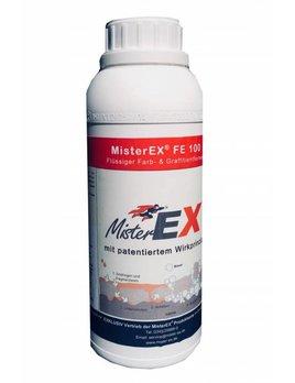 MisterEX MisterEX FE 100 Liquid (VPE 4 x 1.000 ml) Farb-& Graffitientferner