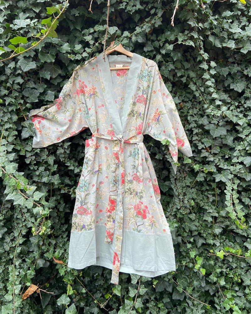 The Shop Kimono Sardinia Sky