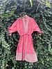 The Shop Kimono Garden Red
