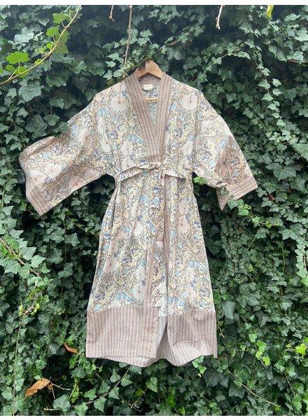 Kimono Palm Hazel