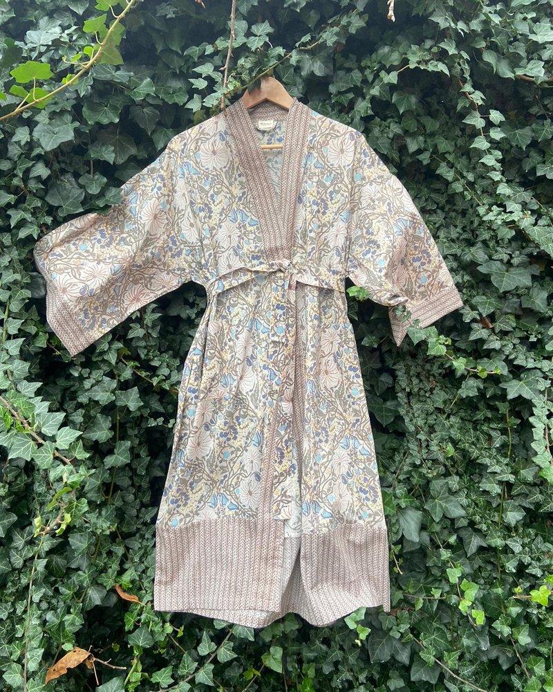 The Shop Kimono Palm Hazel