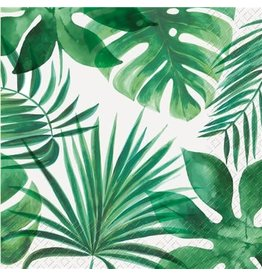 Stewo Servietten Leaf Green