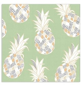Arte Bene Servietten Pineapple Mint