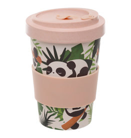 Puckator Travel mug panda