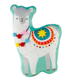Puckator Kussen alpaca