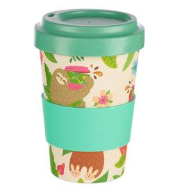 Puckator Travel mug luiaard