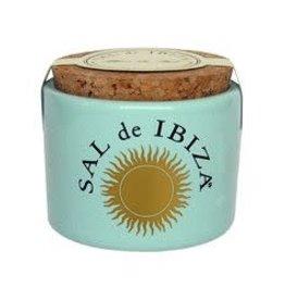 Sal de Ibiza Fleur de sel - Keramische pot 30g