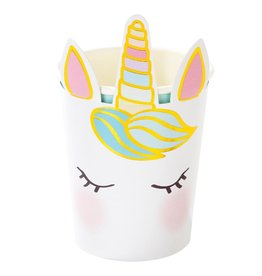 Talking Tables Party cups unicorn