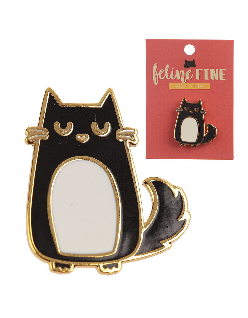 Puckator Pin Feline De Kat