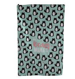 Puckator Tea Towel Feline De Kat