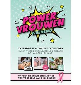 Powervrouwen weekend 12/10/19 en 13/10/19