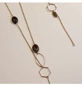 Soie Belle Workshop Geometrische Juwelen 16/11/19