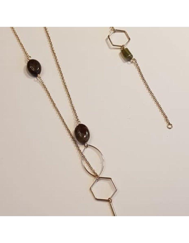 Soie Belle Workshop Geometrische Juwelen 25/04/20