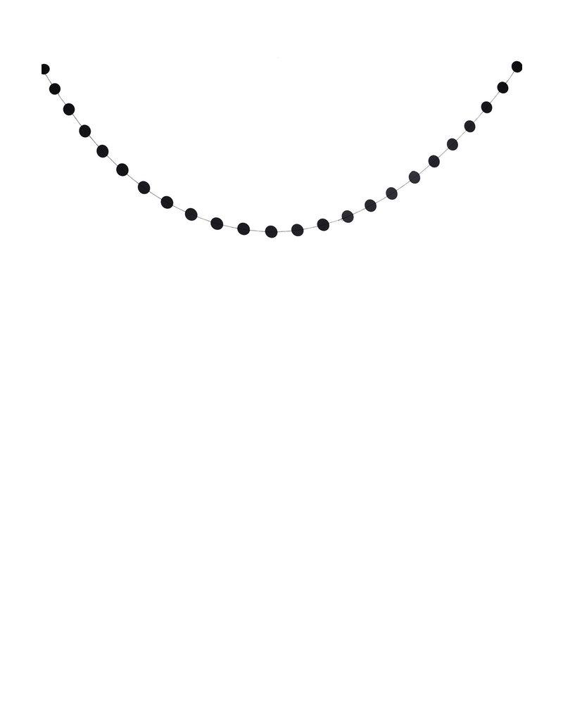 Zusss Feestslinger Zwart