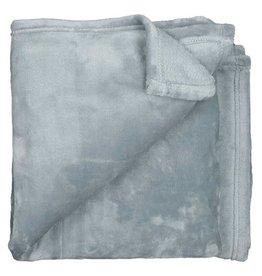 Unique Living Plaid Claudi Jeans Blue