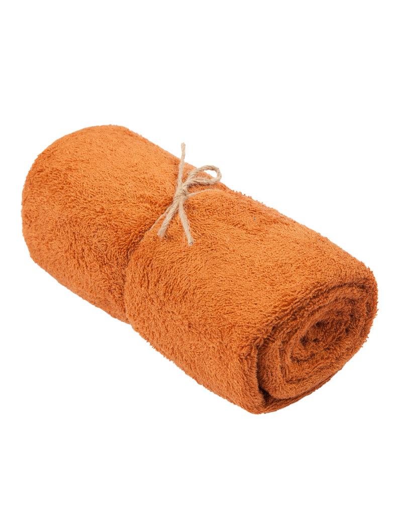 Timboo Handdoek XL Inca Rust