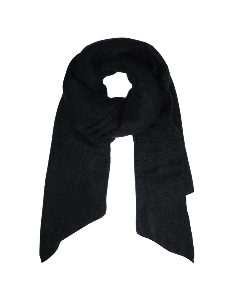 Super Soft Sjaal Zwart